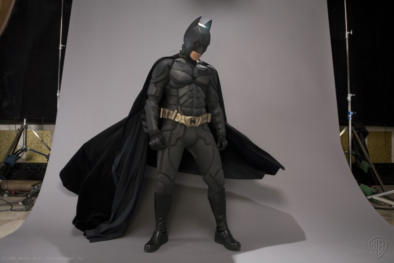 BATMAN THE DARK KNIGHT : N°2 Batman ( Christian Bale ) 2008 Dk08cb11