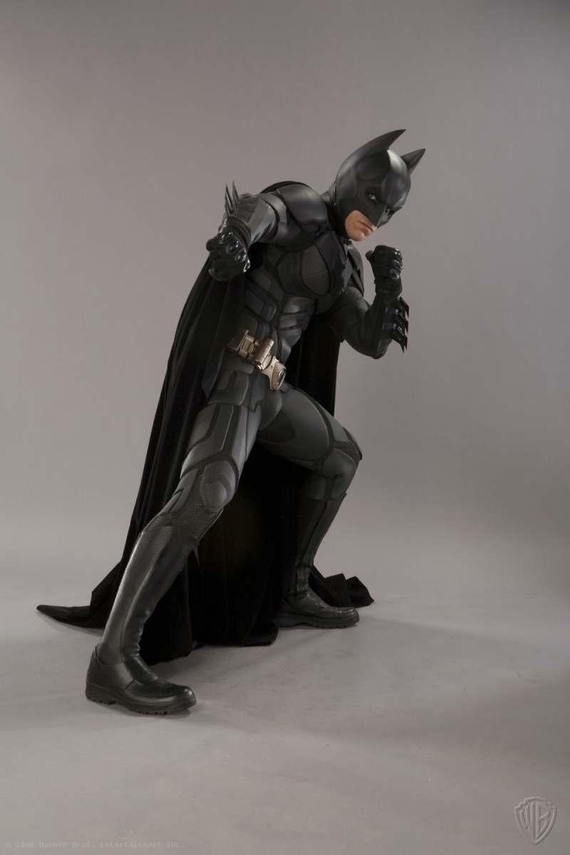 BATMAN THE DARK KNIGHT : N°2 Batman ( Christian Bale ) 2008 Tdkpho11
