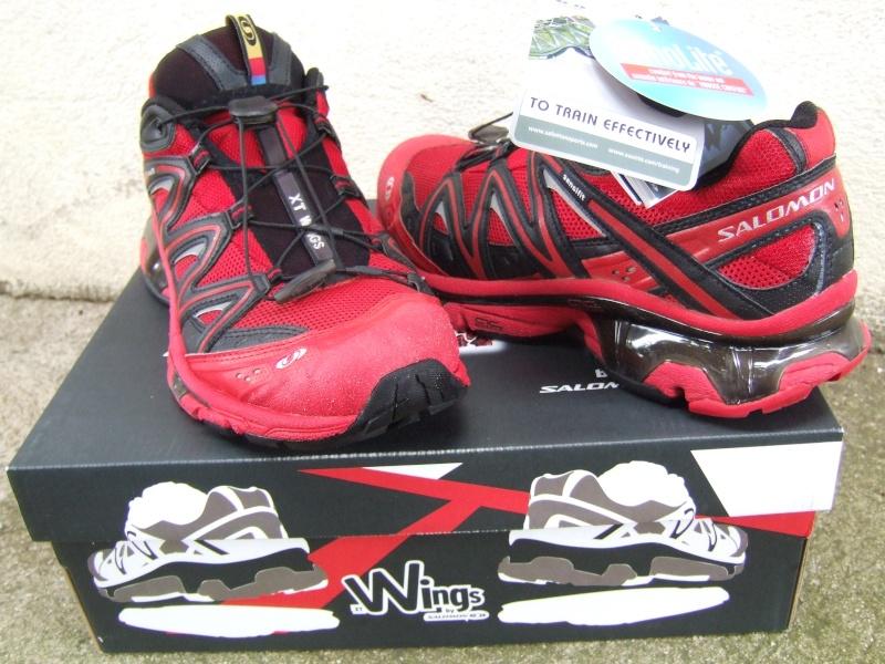 Chaussure TRAIL SALOMON XT WINGS Dscf5710