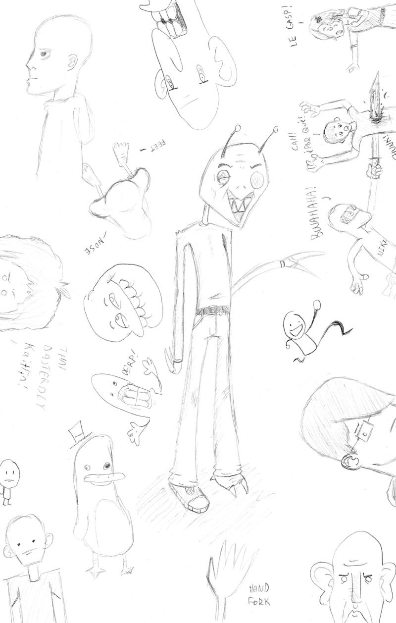 Iggy's Doodles - Page 4 Doodle11