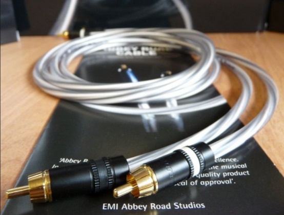 Abbey Road Cables Monitor Interconnects - 2m pair Abbey_13