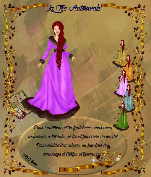 Galerie Petite Noblesse et Bourgeoisie - Pour ces dames Fye_au21