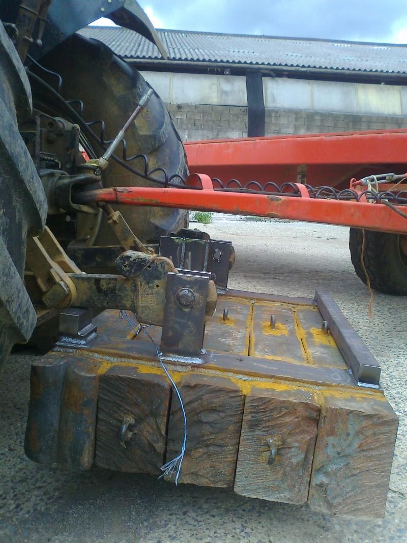 masse de tracteur Photo013
