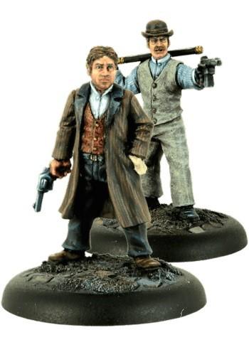 Trotsky et Sherlock Holmes chez North Star Img79311