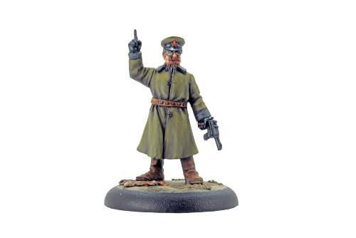Trotsky et Sherlock Holmes chez North Star Trotsk10