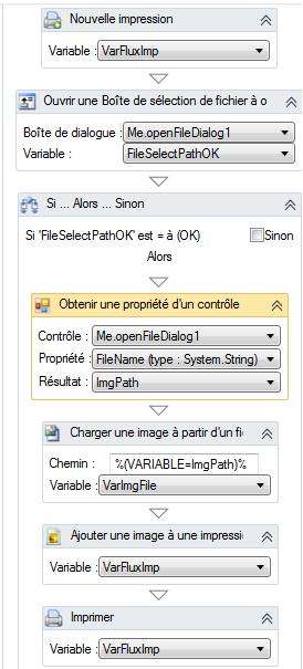 [résolu]Recherche tuto pour creer un logiciel pour imprimer Sz210