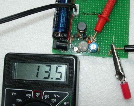 Un projet de compteur geiger à transistors 13maha10
