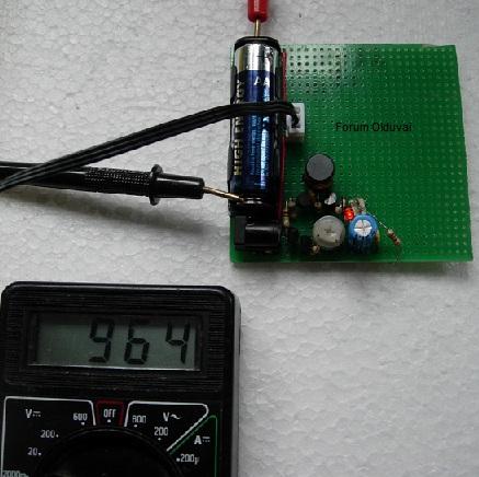 Un projet de compteur geiger à transistors 1vchar10