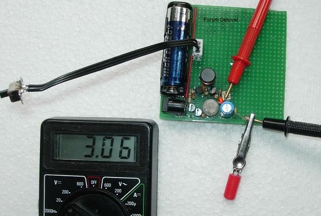 Un projet de compteur geiger à transistors 3vvide10