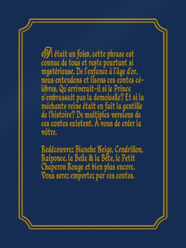 [Clos] Once upon a time...  - Page 13 Quatri10