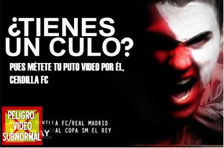 COPA DEL REY: SEMIFINALES (IDA): SEVILLA - REAL MADRID [POST OFICIAL] Video_10