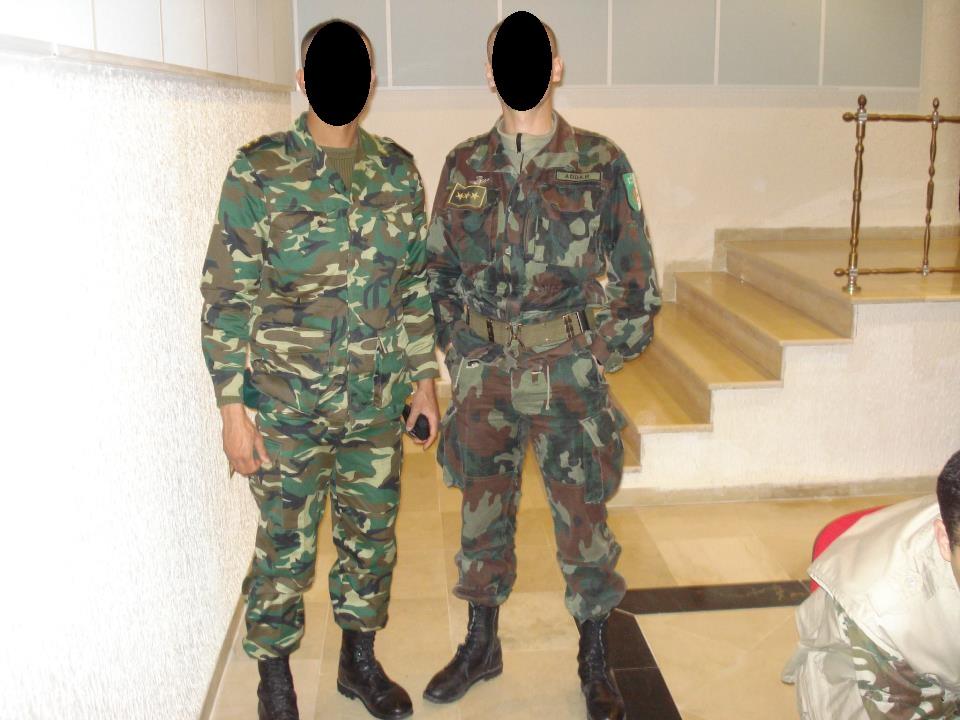 القوات البرية الجزائرية  - صفحة 2 Algeri10