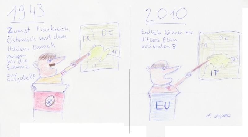 Meine Karikaturen, Bilder oder Self-Made-Crap Comple10