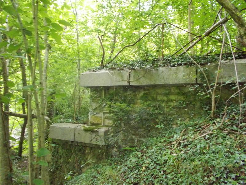 Les restes d'un pont, mais ou ? Dscn1611