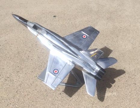 RCAF Presentation models Img_3910