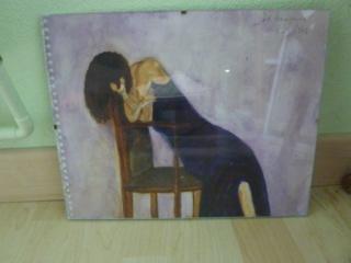 exemple d art thérapie avec de la peinture Champa10