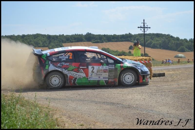 Rallye Terrre de l'Auxerrois. Terres12