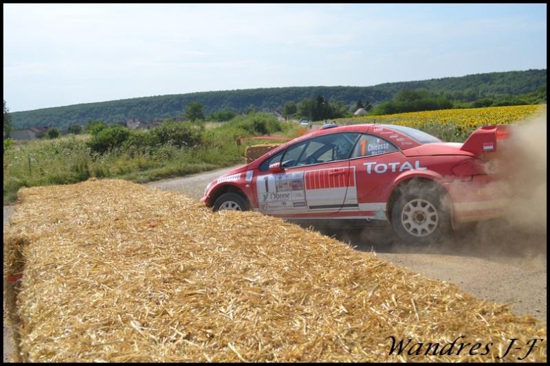 Rallye Terrre de l'Auxerrois. Terres14