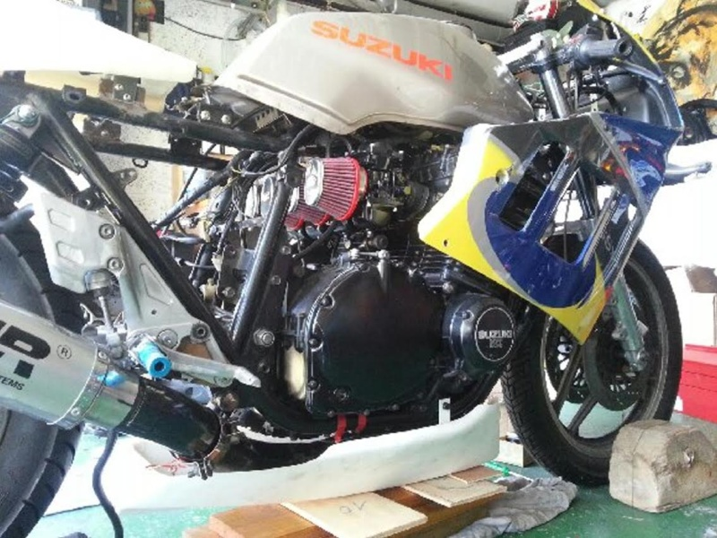"""PROJET MICHEL / PASCAL   1100 GSX """"of course"""" - Page 9 Index210"""