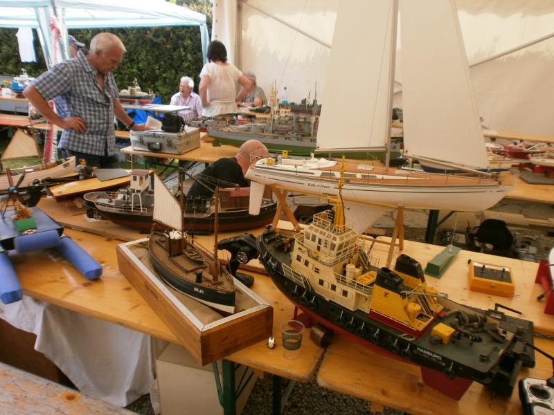 Schiffmodelltreffen in Zwota P6250113
