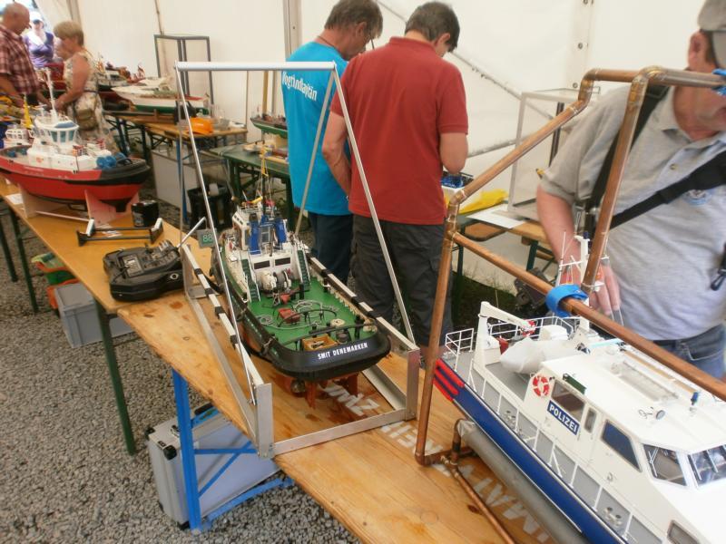 Schiffmodelltreffen in Zwota P6250115