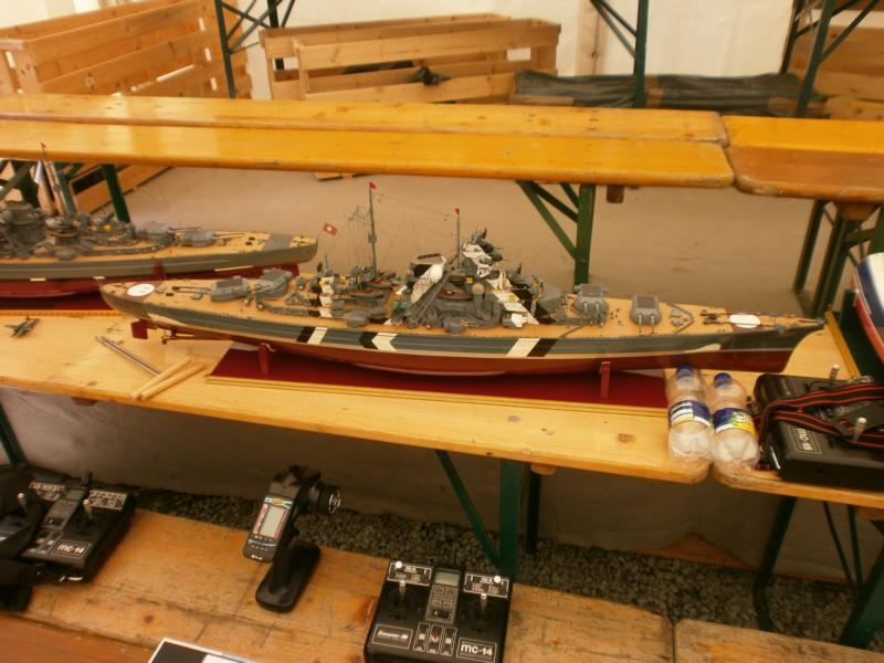 Schiffmodelltreffen in Zwota P6250118