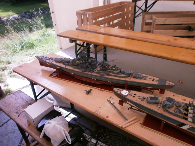 Schiffmodelltreffen in Zwota P6250119