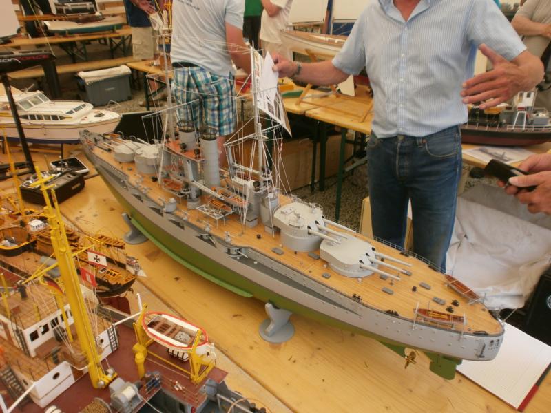 Schiffmodelltreffen in Zwota P6250122
