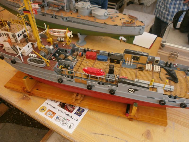 Schiffmodelltreffen in Zwota P6250123