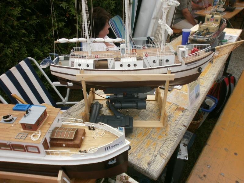 Schiffmodelltreffen in Zwota P6250129