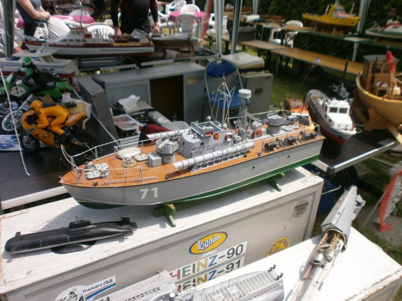 Schiffmodelltreffen in Zwota P6250131