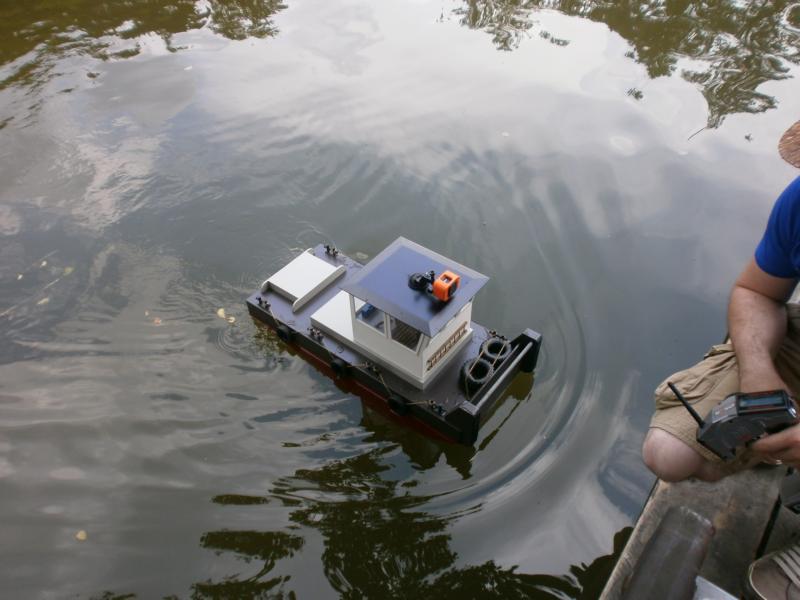 Schiffmodelltreffen in Zwota P6250225