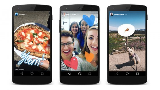 Instagram racconta ''Storie'', evoluzione stile Snapchat 16090610