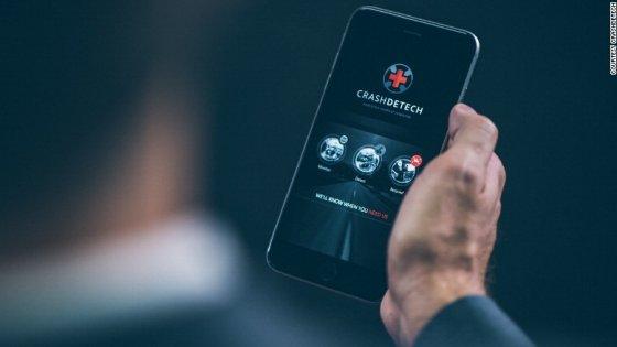 CrashDetech, l'app che può salvarti la vita 20083210