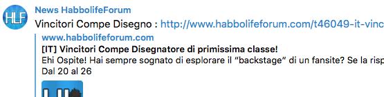 [HLF] @habbolifeforum è su Telegram Scherm17