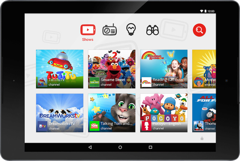 YouTube Kids - Pagina 2 Youtub10