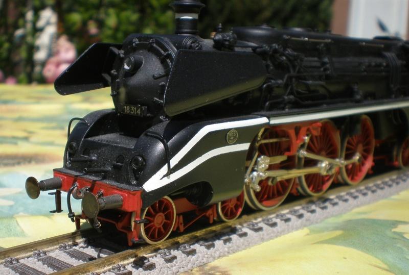 Der Schorsch - Lok 18 314 Met_1812