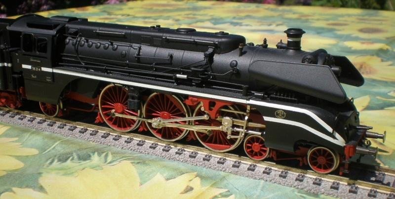 Der Schorsch - Lok 18 314 Met_1815