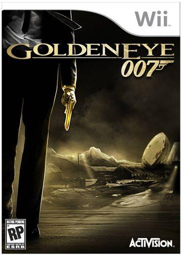 La mannette en OR pour GoldenEye 007 00002812