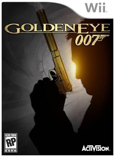 La mannette en OR pour GoldenEye 007 00002813