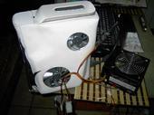 Voici ma Xbox 360 avec coque refait pour une meilleur aération M_f9ac10