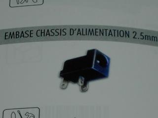 Tuto pour faire une wiimote avec chageur USB intégré ou jouable sans pile Pict0215