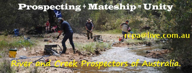 River & Creek Prospectors of Australia