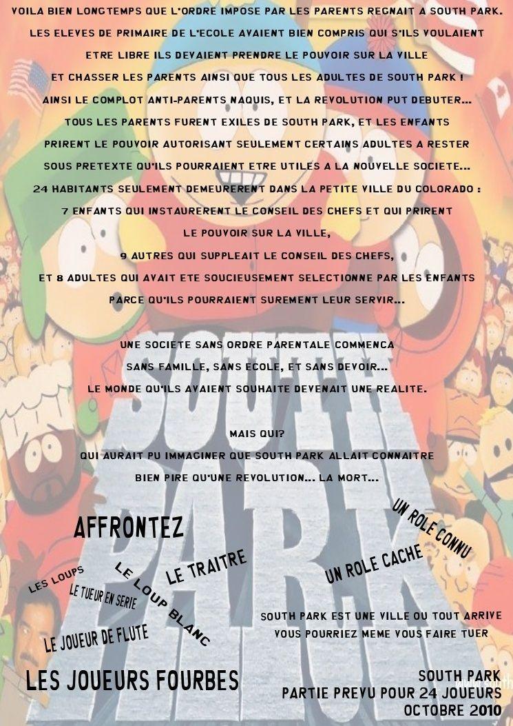 Inscriptions Partie 71 : South Park South_10