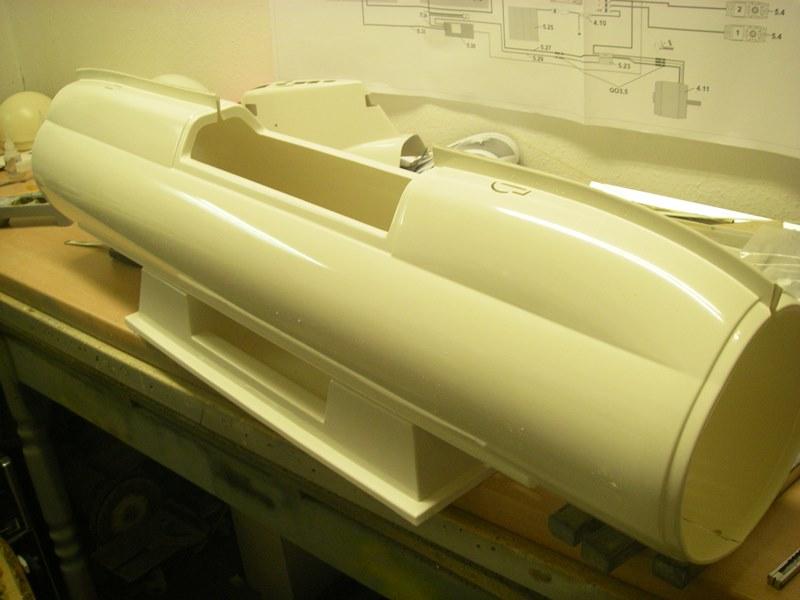 Robbe U-Boot 212 Imgp8349