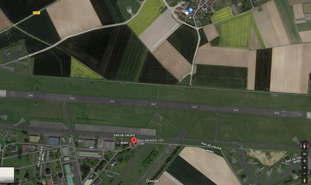 Touch and go sur base aérienne fermée  Cambra10