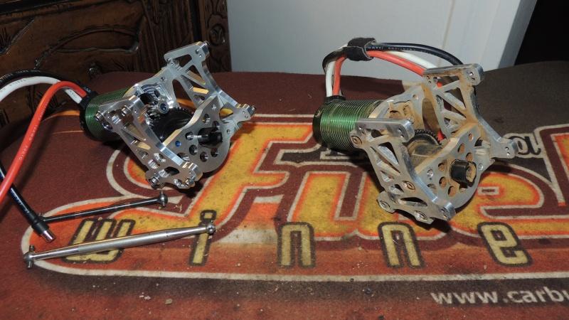Le Flux HP de Gosraider, Kit différentiel central Alza Racing, Combo Castle Mamba X  - Page 12 Dscn5130
