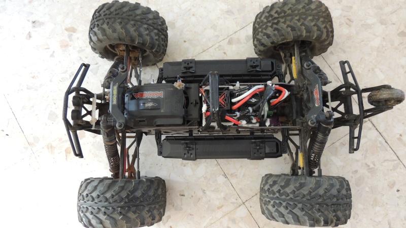 Le Flux HP de Gosraider, Kit différentiel central Alza Racing, Combo Castle Mamba X  - Page 12 Dscn5131