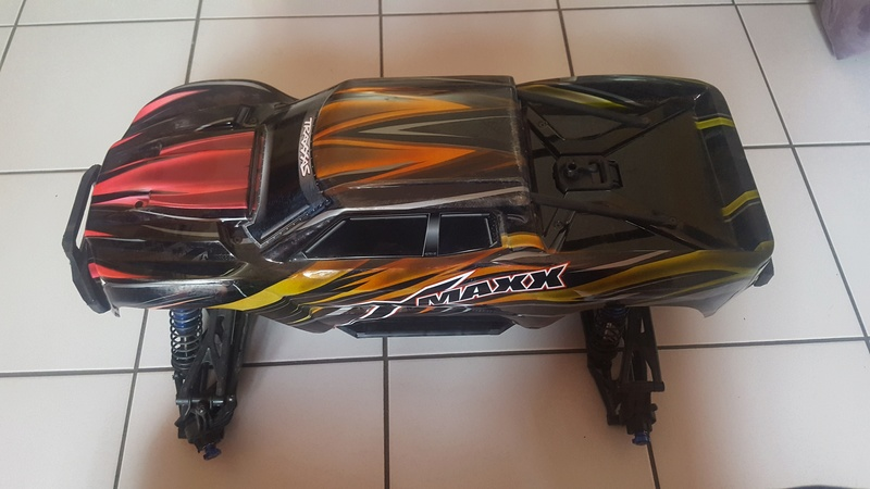 X-Maxx 8S  by KiKi (News P6 petit run) 20160815