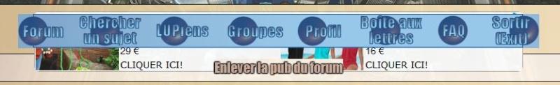 Enlever la pub du forum Captur11